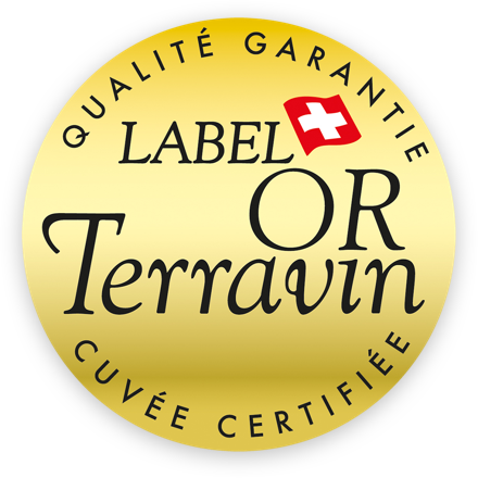 Label terravin